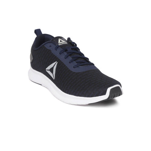 Reebok Men Navy Blue & Black Outperform Supreme Running Shoes