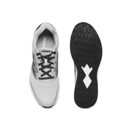 ADIDAS Men Grey & Black SAFIRO Running Shoes