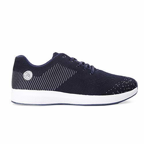 Bacca Bucci Running Shoes Men Lightweight Fashion Sneakers Walking Footwear Tennis Athletic Shoes for Outdoor Sport Gym Jogging Big Size UK-11 to 13
