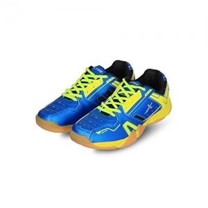 Vector X CS-2020 Court Shoes (Blue-Green)