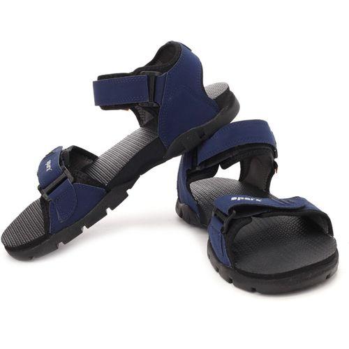 Sparx Men Navy Blue Sports Sandals
