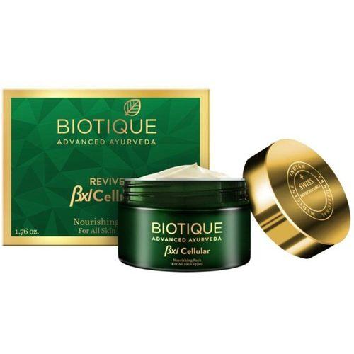 Biotique Bio BXL Cellular Nourishing facepack(50 g)