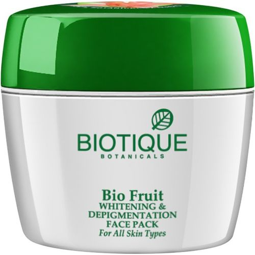 Biotique Bio Fruit Flawless Whitening & Depingmentation Face Pack(235 g)