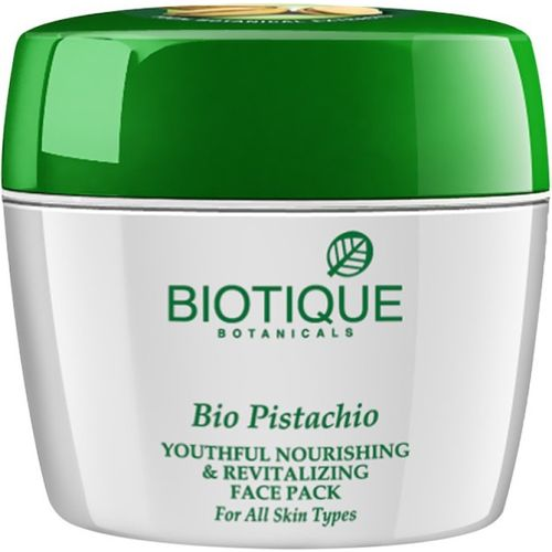 Biotique BIO PISTA (Ageless Nourishing & Revitalizing Face Pack)(175 g)