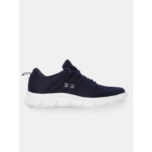 Crew STREET Men Navy Blue Running Shoes
