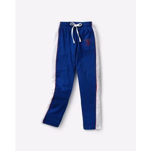 KB TEAM SPIRIT Panelled Track Pants with Drawstring Fastening