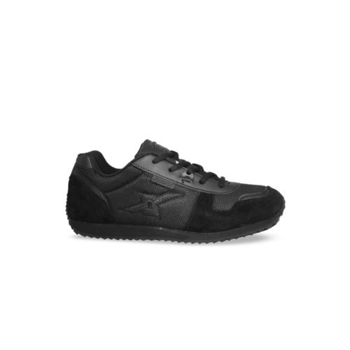Sparx Men Black Running Shoes