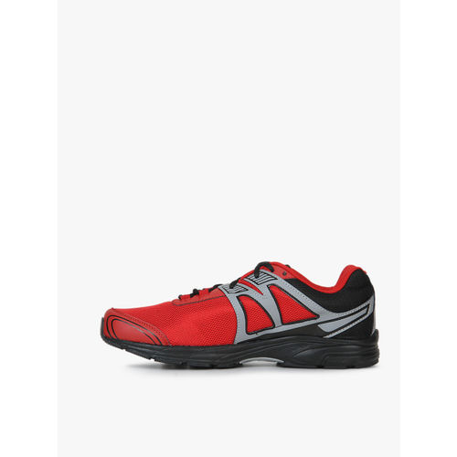 Power Zander Red Running Shoes