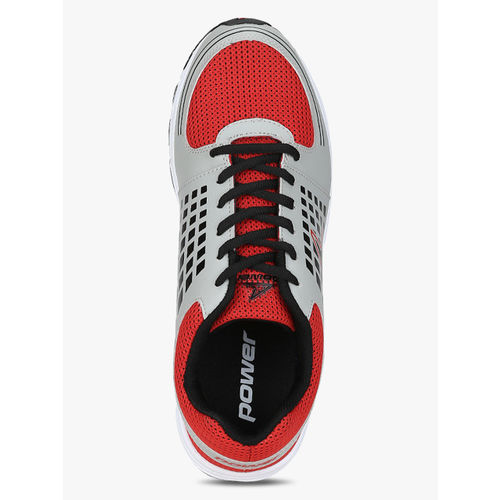 Power Men Red Training or Gym Shoes