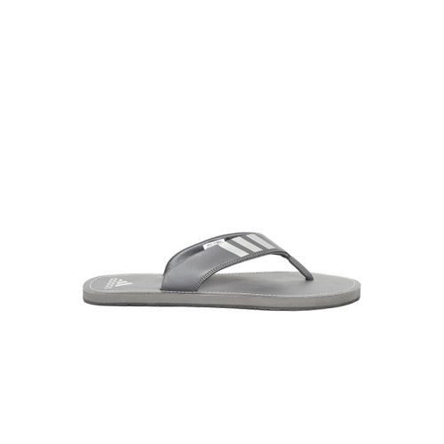 ADIDAS Men Grey COSET 2018 Solid Thong Flip-Flops