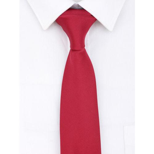 Alvaro Castagnino Maroon Tie