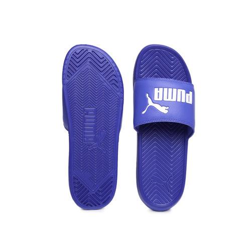 PUMA Men Blue Popcat Flip-Flops