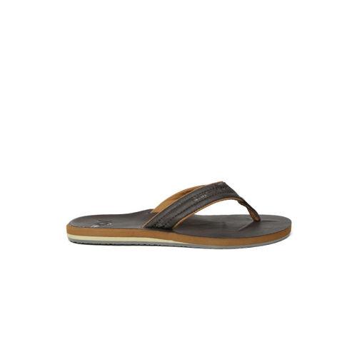 Quiksilver Men Brown Flip-Flops