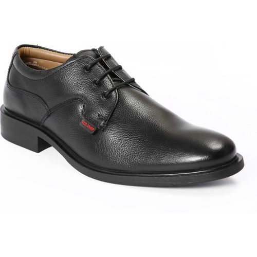 Red Chief RC2282 001 Corporate Casuals For Men(Black)