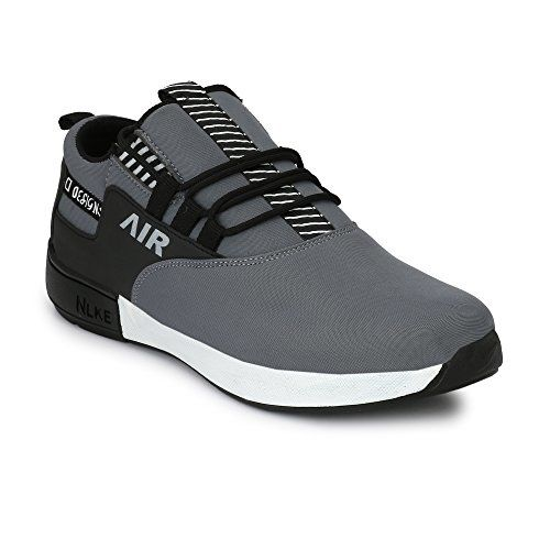 WHITE WALKERS Men's Air Lifestyle Grey Casual Shoes