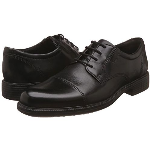 Buy Bostonian by Clarks Men's Bardwell Limit Leather Formal