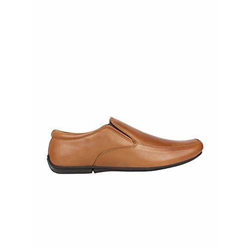 egoss TAN Slip-On Shoes