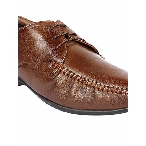 egoss Brown Derbys Shoes