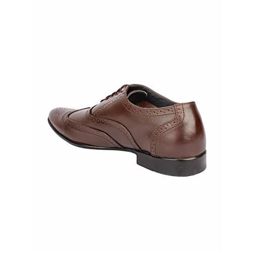 egoss Brown Oxfords