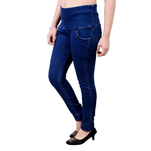 BLINKIN Denim Jeggings Jeans for Women (Stretchable Fabric)(9006)