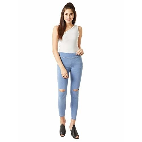 Miss Chase Women's Jeggings Jeans