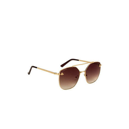 Voyage Unisex Square Sunglasses B8065MG2726