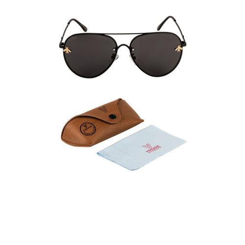 Voyage Unisex Aviator Sunglasses B8059MG2713