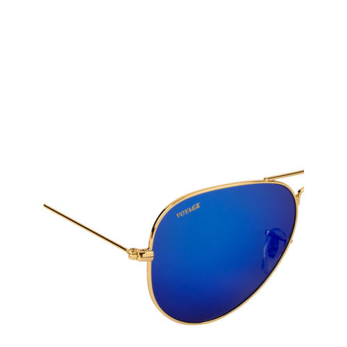Voyage Unisex Aviator Sunglasses 3025MG2733