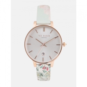 Ted Baker Women White Analogue Watch TEC0025003