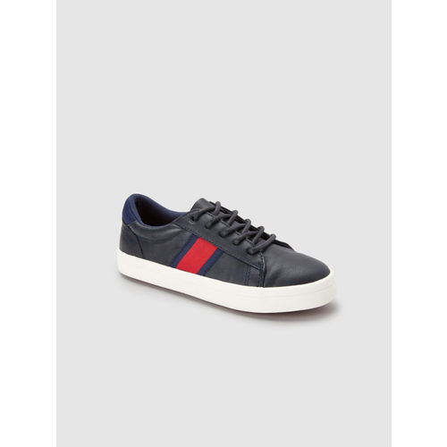 next Boys Navy Blue Sneakers