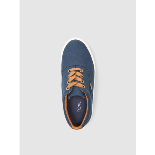 next Boys Blue Sneakers