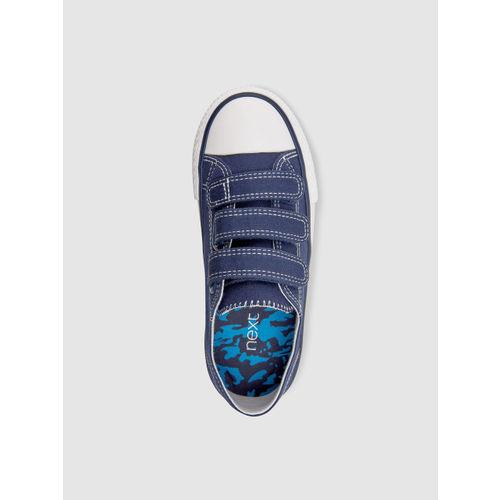 next Boys Navy Blue Sneakers
