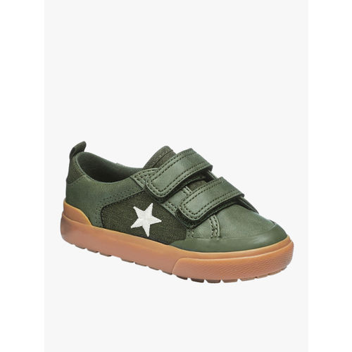 next Boys Green Sneakers