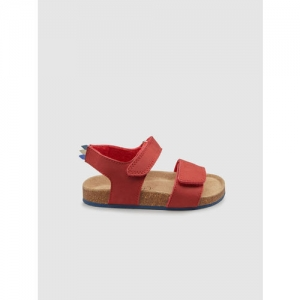 next Boys Red Sandals