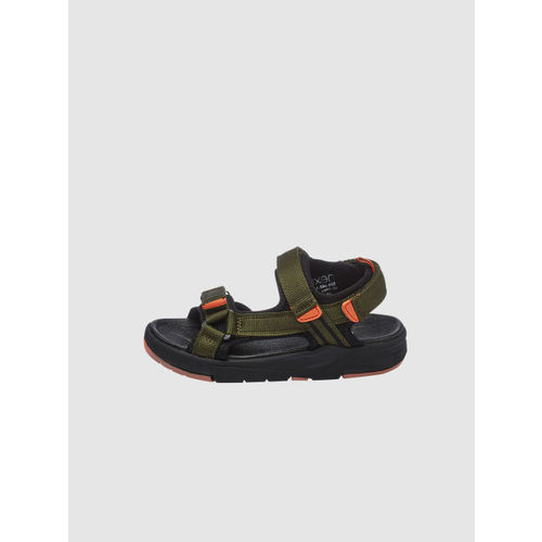 next Boys Olive Green Sandals