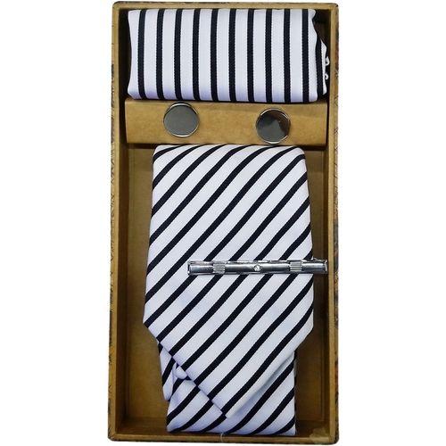 Blacksmith Striped Tie(Pack of 4)