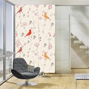 100yellow Decorative Wallpaper(203.2 cm X 121.92 cm)