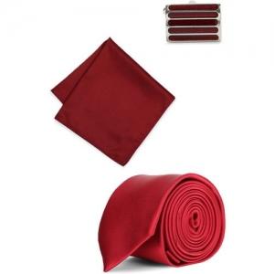 Peter England Self Design Tie(Pack of 3)
