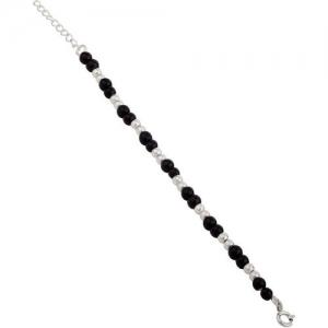 c9f799263578dd Voylla Silver Pearl Silver Bracelet(Pack of 2). ₹1100 ₹2199 Flipkart