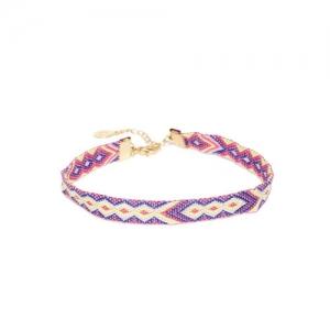 Accessorize Women Multicoloured Wraparound Bracelet