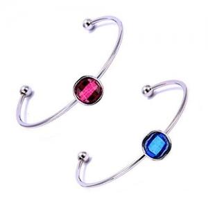 YouBella Fancy Jewellery Gold Plated Charm Bracelet for Women (Golden) (YBBN_91211)