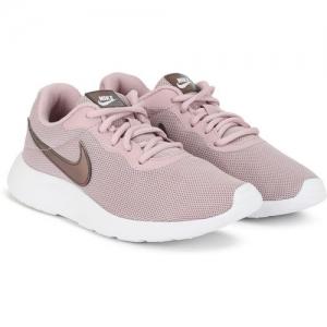 Nike WMNS TANJUN Running Shoes For Women(Pink)