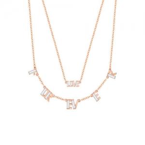 SWAROVSKI Admiration Forever Necklace Set