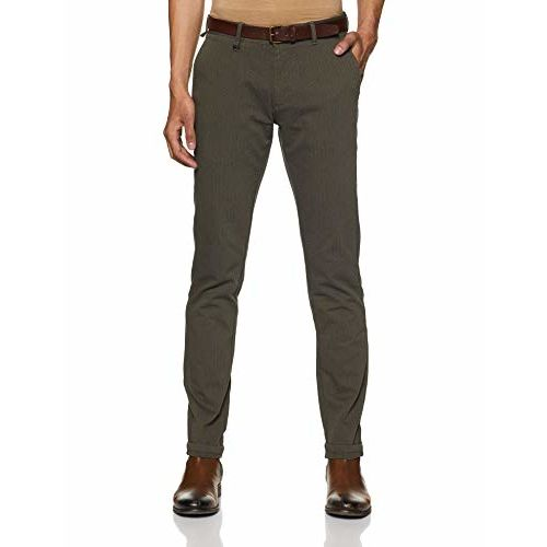 blackberrys Men's Chino Casual Trousers