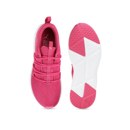PUMA Women Pink Prowl Alt Stellar Wn's Running Shoes