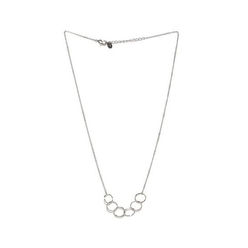 Rubans Silver Casual Necklace