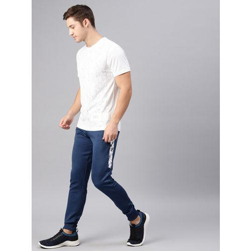 HRX by Hrithik Roshan Men Blue Rapid Dry Slim fit Running Joggers