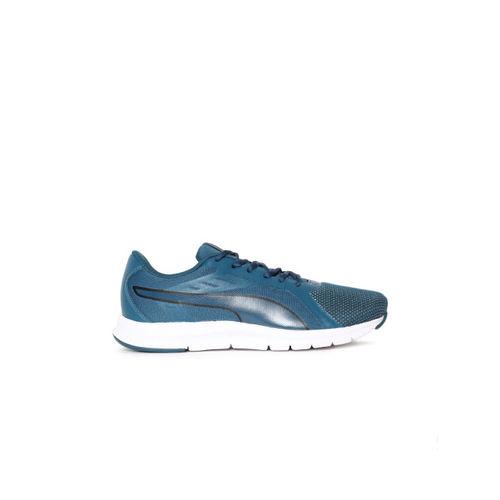 Puma Women Teal Blue Felix Runner Running Shoes