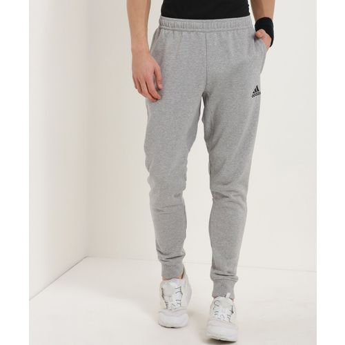 ADIDAS Solid Men Grey Track Pants