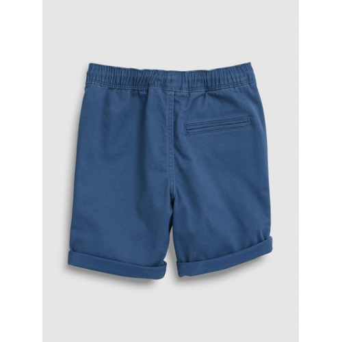 next Boys Blue Solid Regular Fit Regular Shorts
